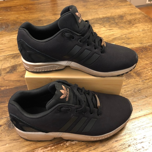 486a2958af1 adidas Shoes | Zx Flux Sneakers Copper 75 | Poshmark